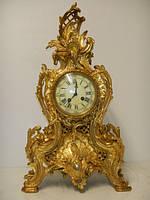 Часы каминные старинные очень красивые