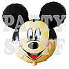 Фольгированный шар фигура Микки Маус