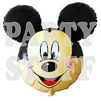 Фольгированный шар фигурный Микки Маус, 60 см
