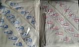 Двуспальные хлопковые комплекты с кружевом., фото 4