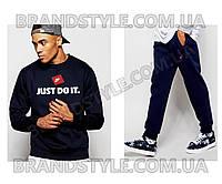 Спортивный костюм Nike темно-синий