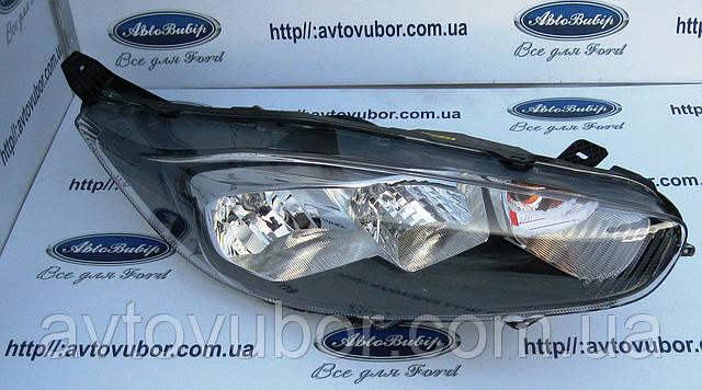 Фара передняя Ford Fiesta МК7 09--