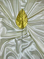 Ветка капля золото парча