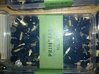 Набойки полиуретановые женские со штырьком PRINCESS Австрия  №8 черн.