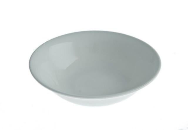 Салатник круглый фарфоровый 550 мл (d18/h5см), серия Elara