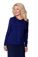 Очаровательная женская блуза с длинным рукавом