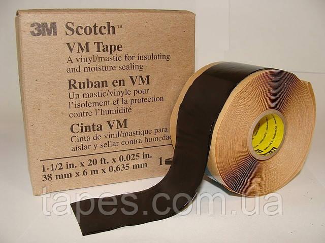 3M винил-мастичная лента VM Tape, ширина 38мм