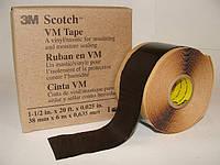 Изоляционная лента 3M винило-мастичная VM Tape (38мм х 6м х 0,635мм)