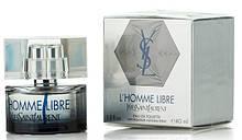 Мужская туалетная вода оригинал Yves Saint Laurent L'Homme Libre 40 ml NNR ORGAP /05-13