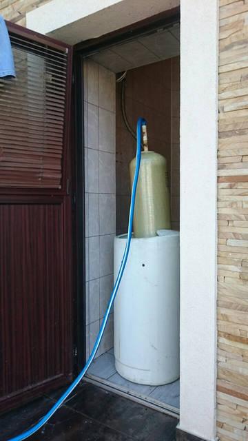 Подготовка к освобождению фильтрующей колонны))