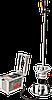 Динамический плотномер грунта ZFG 3000 GPS