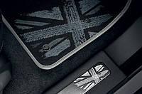 Ковры резиновые Monochrome Union Jack | Range Rover Evoque