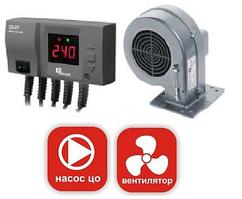 Комплект автоматики KG Elektronik CS-20 + DP-02