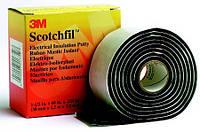 Изолента 3M электроизоляционная мастика Scotchfil (38мм х 1,5м)