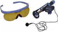 Набор суперагента. Подслушивающее устройство с солнцезащитными очками