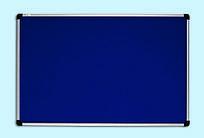 Доска для объявлений текстильная 100х150 (141015)