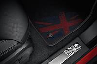 Ковры резиновые Union Jack | Range Rover Evoque