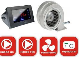 Комплект автоматики KG Elektronik CS-19 + DP-120