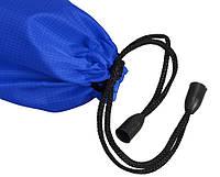 Мягкий чехол мешочек для очков, футляр, сумочка, синий цвет
