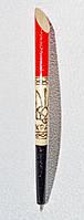 Деревянная ручка тризуб