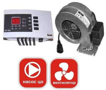 Комплект автоматики TECH ST-22 + WPA Х2, фото 2