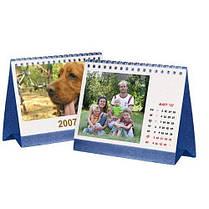 Изготовление и печать настольных календарей домиком (перекидные), фото 3