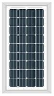 Солнечная панель 150Вт Altek ALM-150M (12В монокристалл)