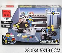 Конструктор Brick - Полиция