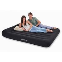 Двухспальный надувной матрас Intex 66770 203-183см
