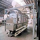 Линия сушки измельчения и охлаждения в псевдоожиженном слое до 200 т/ч Ventilex, фото 2