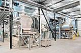Линия сушки измельчения и охлаждения в псевдоожиженном слое до 200 т/ч Ventilex, фото 4