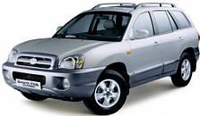 Тюнинг , обвес на Hyundai Santa Fe 1 (2001-2006)