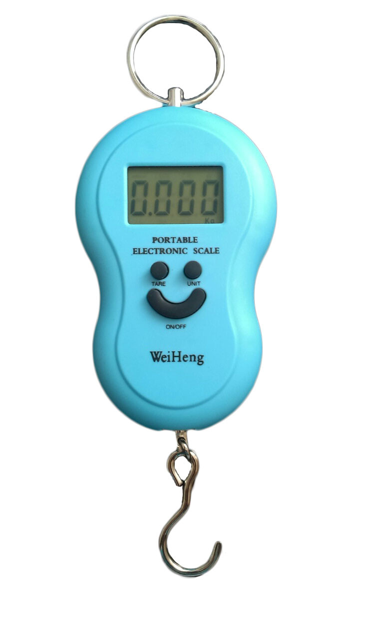 Весы  электронные бытовые ручные, кантер электронный