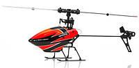 Вертолет на радиоуправлении бесфлайбарный WL Toys V922 FBL 3D микро оранжевый (вертолеты на пульте управления)