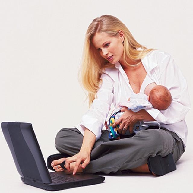 Как правильно организовать время молодой маме?