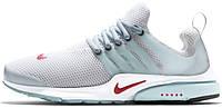 Женские кроссовки Nike Air Presto White/Green, найк престо
