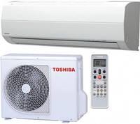 Кондиционер Toshiba RAS-10N3KV-E2/RAS-10N3AV-E2 настенного типа