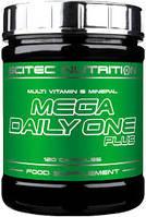 Витамины и минералы Mega Daily One Plus (120 caps)