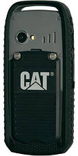 Телефон Caterpillar CAT B25 Duos Black  IP67  , фото 3
