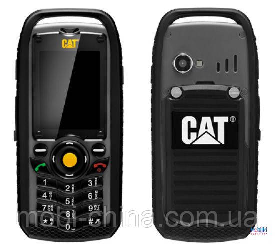 Телефон Caterpillar CAT B25 Duos Black  IP67