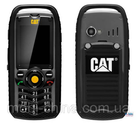 Телефон Caterpillar CAT B25 Duos Black (IP67) ' ' ', фото 2