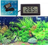 Термометр цифровой для аквариума с выносным датчиком