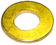 Шайба плоская латунная от М1,6 до М90, ГОСТ 11371-78, DIN 125