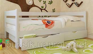 Кровать подростковая Амели Woodland натуральное дерево