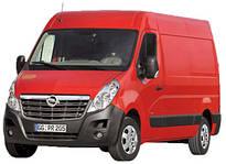 Тюнинг , обвес на Opel Movano (c 2010--)