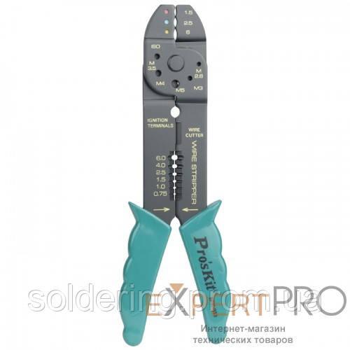 Зачистка и обжимка Pro'sKit 8PK-033