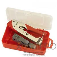 Набор Hanlong HT-K5501 (клещи HT-H518G + зачистка HT-332) в пластиковой коробке