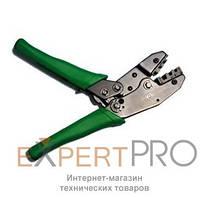 Клещи Hanlong HT-236С для обжима неизолированных наконечников