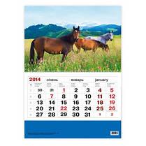 Изготовление настенных плакат-календарей, фото 3