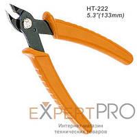Кусачки НТ-222 для обрезки кабеля до 1мм, прецизионные